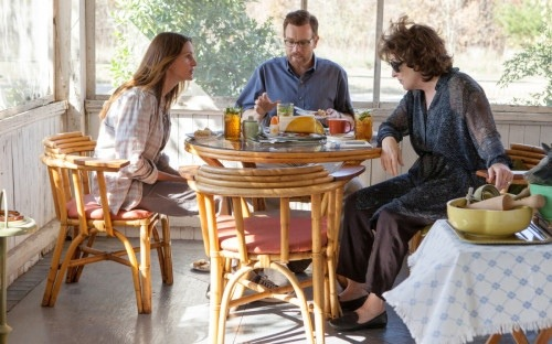 Meryl Streep Julia Roberts Ewan McGregor August Osage County Scene