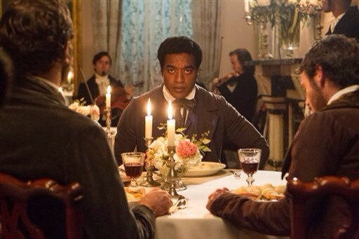Chiwetel Ejiofor 12 Years A Slave Scene 1
