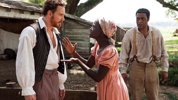 Lupita Nyong'o 12 Years A Slave Scene 1