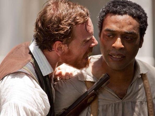 Michael Fassbender 12 Years A Slave Scene 1
