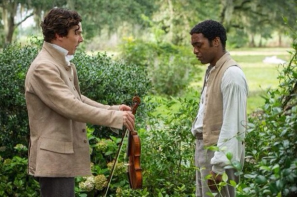 Benedict Cumberbatch Ford 12 Years A Slave
