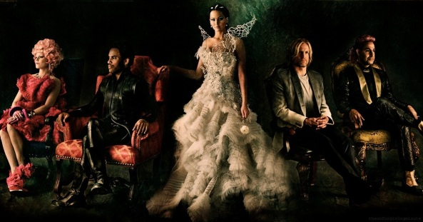 The Hunger Games Catching Fire Supporting Cast