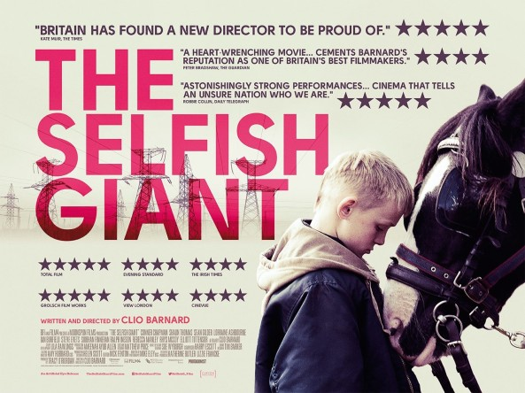 The Selfish Giant Movie Poster