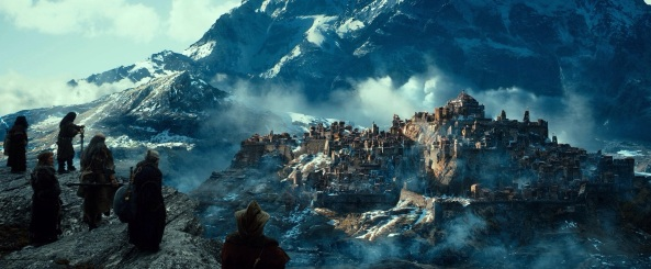 The Hobbit The Desolation of Smaug Cinematography 1