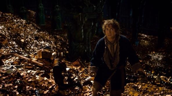 The Hobbit The Desolation of Smaug Martin Freeman Scene 1