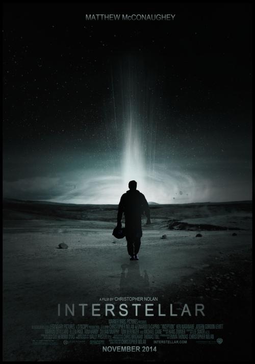 Interstellar 2014 Movie Poster