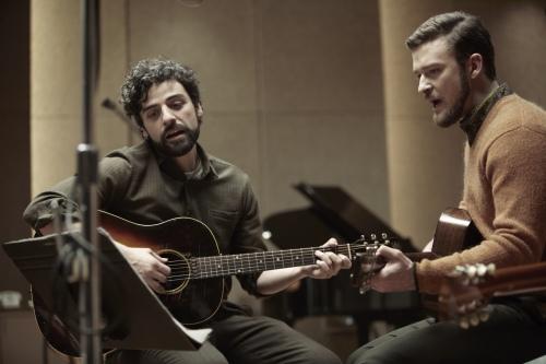 Inside Llewyn Davis Oscar Isaac Justin Timberlake Scene 1