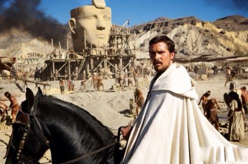 Exodus Movie Still Ridley Scott 2014