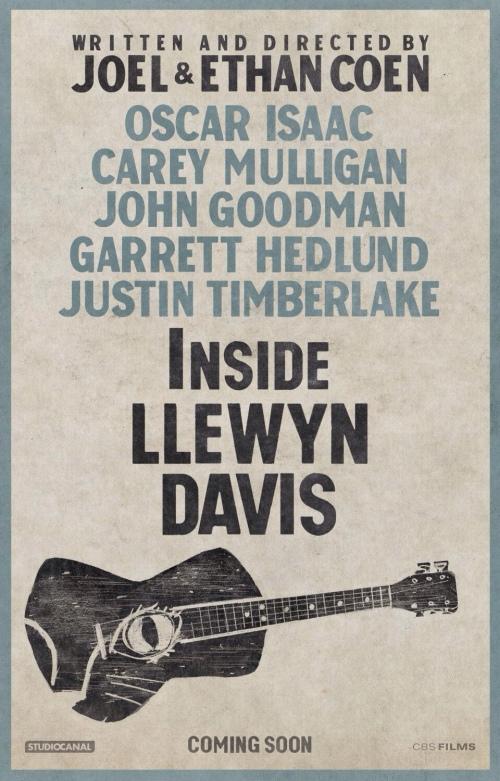 Inside Llewyn Davis Movie Poster