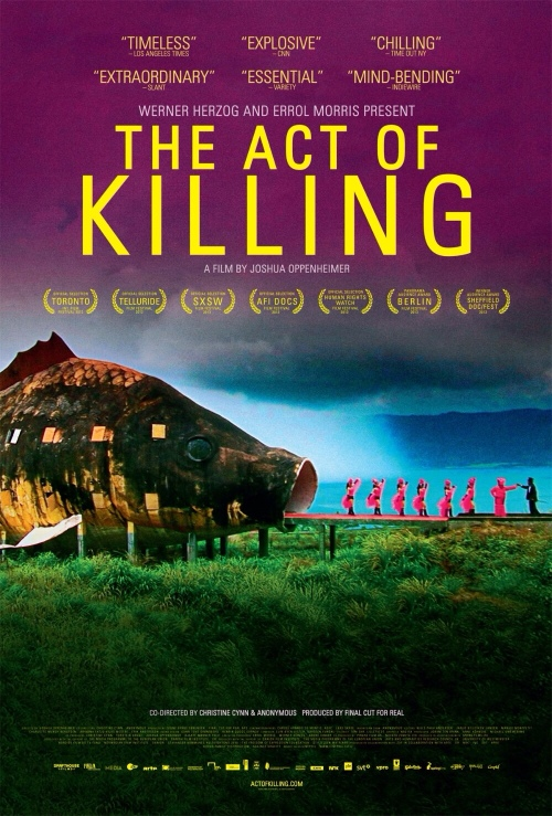 The Act of Killing Movie Poster