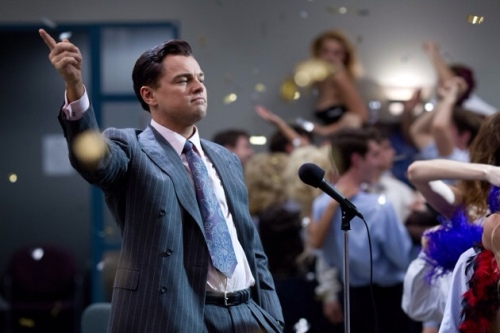 The Wolf of Wall Street Leonardo DiCaprio Scene 4