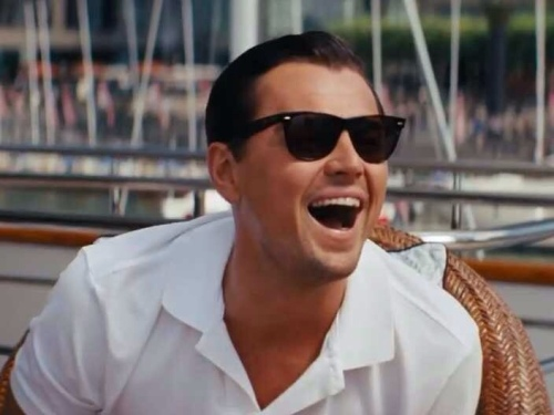 The Wolf of Wall Street Scene 6