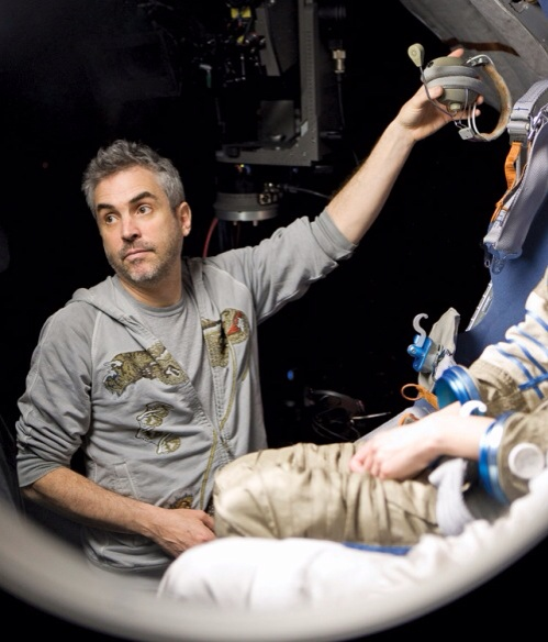 Alfonso Cuaron Gravity Behind The Scenes