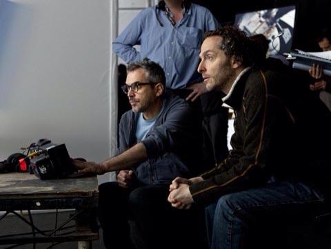 Emmanuel Lubezki Alfonso Cuaron Cinematography
