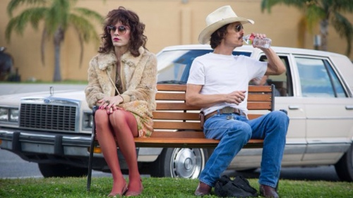 Matthew McConaughey Jared Leto Dallas Buyers Club Scene 2