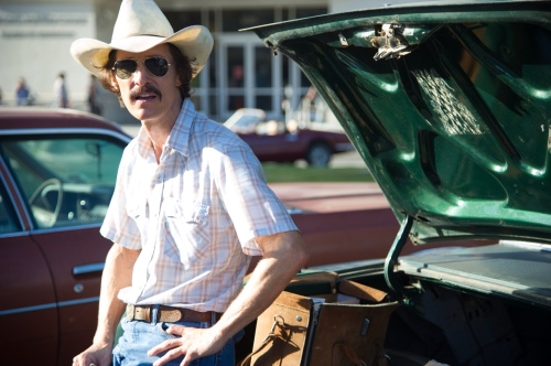 Matthew McConaughey Ron Woodroof Dallas Buyers Club Still 2
