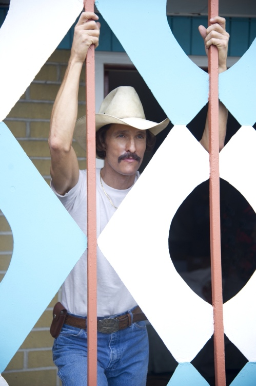 Matthew McConaughey Ron Woodroof Dallas Buyers Club Still 1