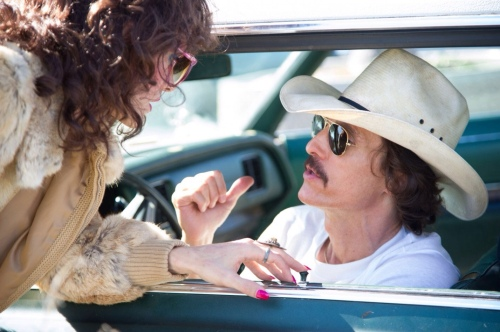 Matthew McConaughey Jared Leto Dallas Buyers Club Scene 3
