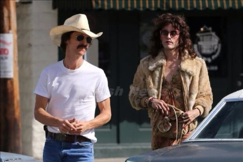 Matthew McConaughey Jared Leto Dallas Buyers Club Scene 4