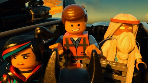The Lego Movie Scene 2