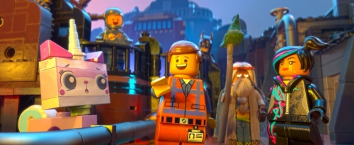 The Lego Movie Scene 3
