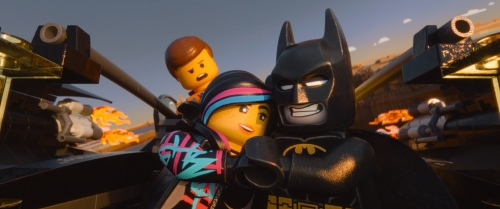 The Lego Movie Scene 5