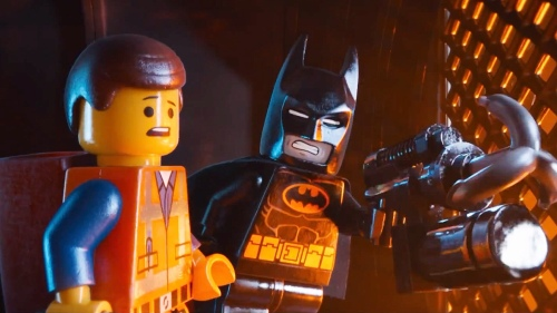 The Lego Movie Scene 1