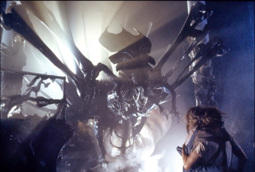 Aliens Special Effects 1986 Stan Winston