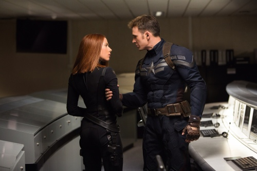 Captain America The Winter Soldier Still 6 Chris Evan Scarlett Johansson
