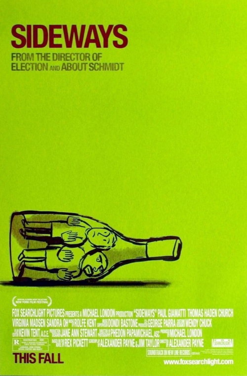 Sideways Movie Poster