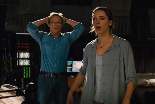 Paul Bettany Rebecca Hall Transcendence