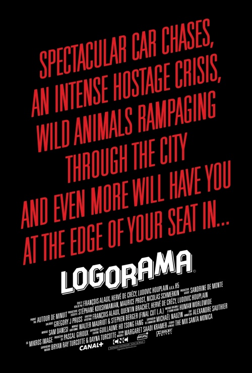 Logorama Movie Poster Short Film