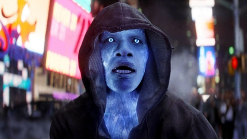 The Amazing Spider-Man 2 Jamie Foxx Electro