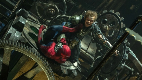 The Amazing Spider-Man 2 Andrew Garfield Spider-Man Dane DeHaan Green Goblin