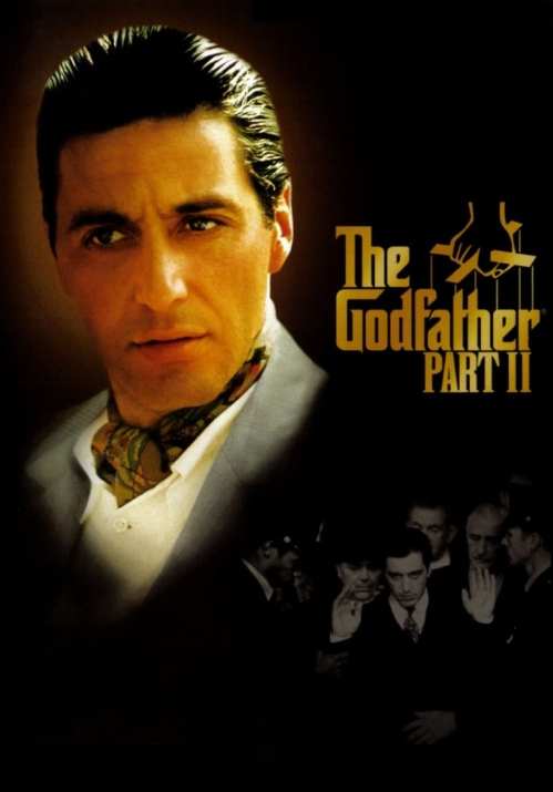 The Godfather Part 2 Movie Poster