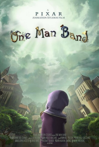 One Man Band Poster