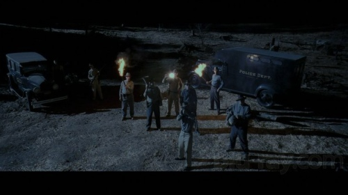 O Brother Where Art Thou Cinematography Scene 2