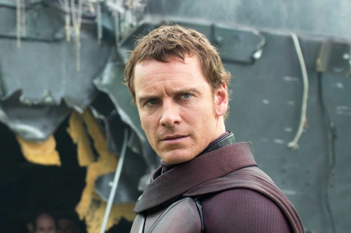 X-Men Days of Future Michael Fassbender Magneto
